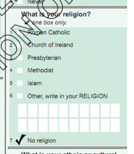 No Religion